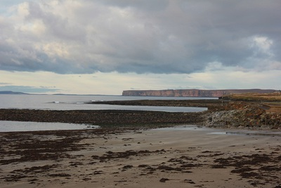 View to Dunnet Head