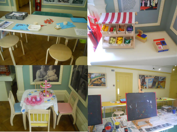 honeywood museum, children, play
