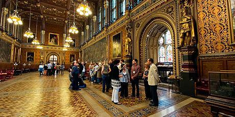 houses of parliament, tour