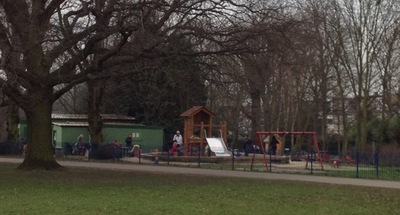 Lammas Park Play Centre