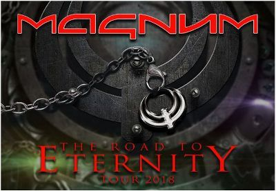 Magnum, Bob Catley, Tony Clarkin, Al Barrow, Rick Benton, Lee Morris, Lost on the Road to Eternity, Town Hall Birmingham