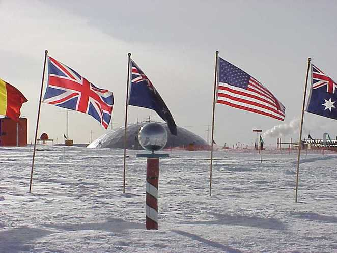 south pole, Antarctica, lectures, learn something, talks