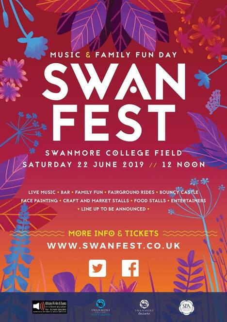 swanfedst 2019, swanmore college field, community events, fun things to do, live bands, music, fundraiser, charity, book events, portsmouth events, live music in portsmouth, southsea bandstand and gig guide, performing arts, musical talent, entertainment, family fun, pupils from swanmore college