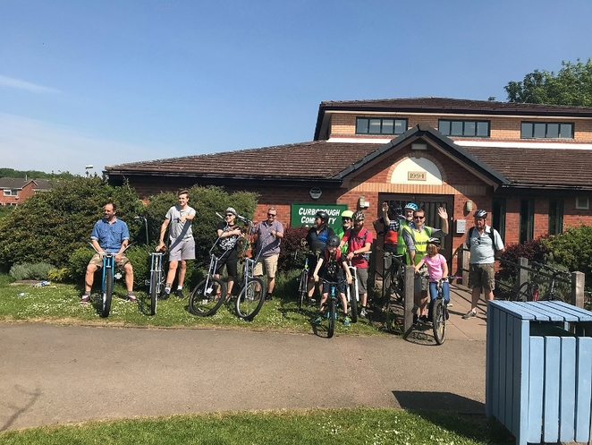 Tour de Lichfield, Cycle Rides For All