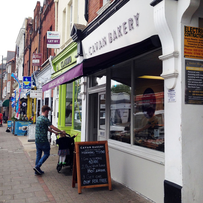 Cake Shops In South East London