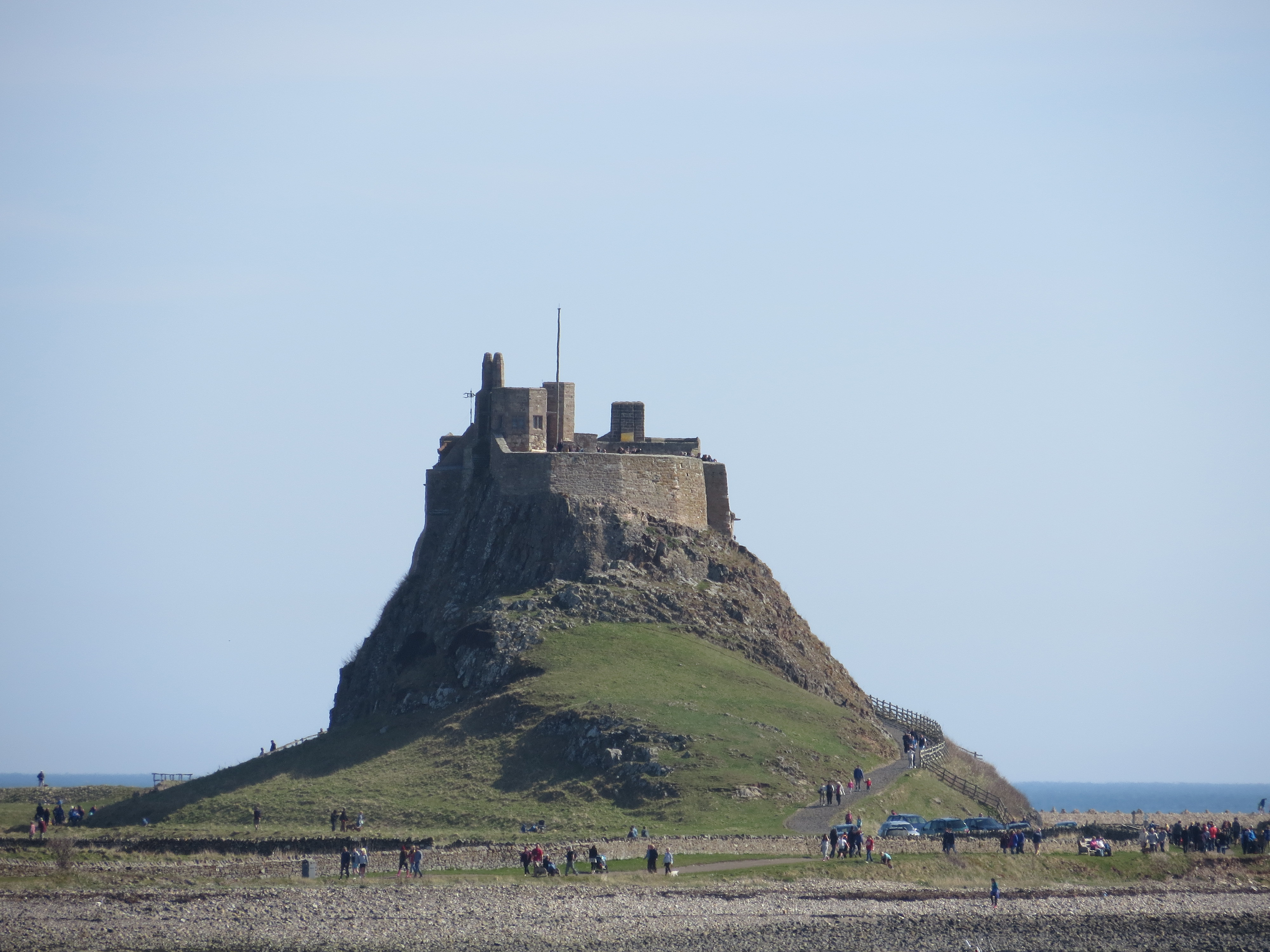 How To Get To Holy Island From Newcastle
