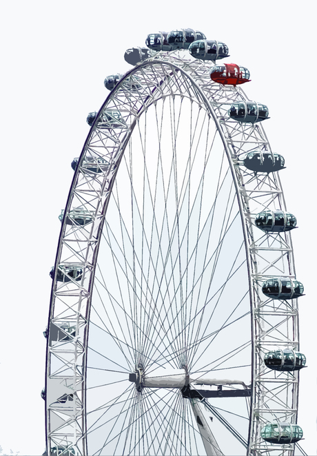 london eye, film locations