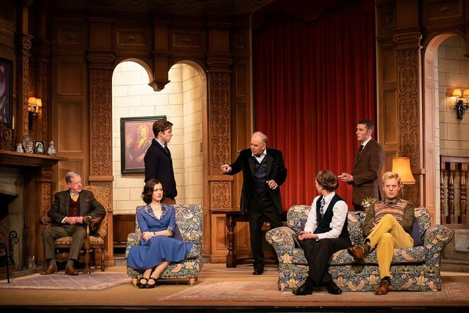 mousetrap, uk tour, birmingham, agatha christie