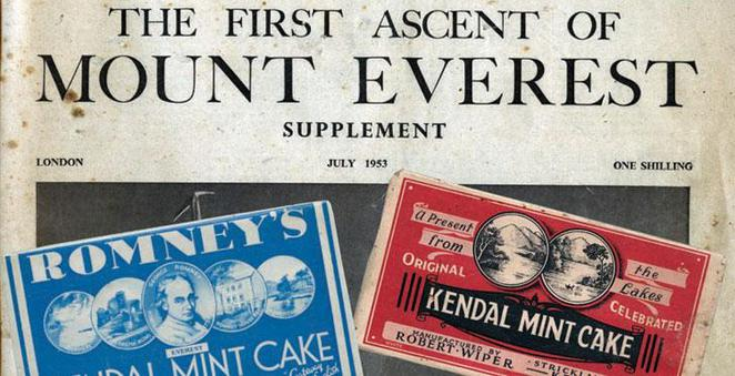 museum of lakeland life, kendal mint cake, on top of the world, mount everest