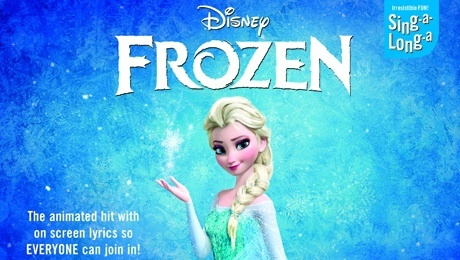 Sing a-long-a frozen, uk tour, Disney theatre show