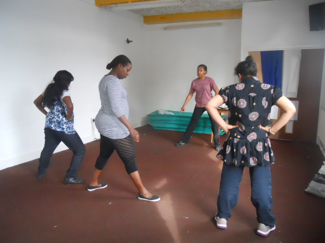 South Mitcham Community Centre, dance exercise