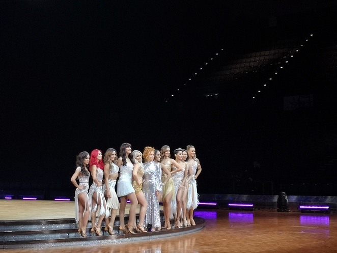 Strictly come dancing live tour, arena birmingham, Stacey Dooley