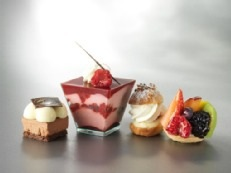 William Curley Petit Fours