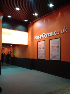 Easygym Wood Green