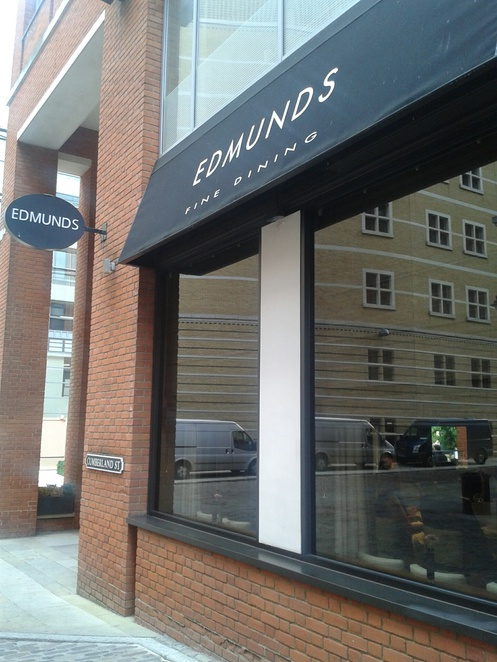 Edmunds, five star, dining, fine dining