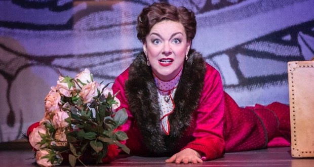 Funny girl, Sheridan smith, review,