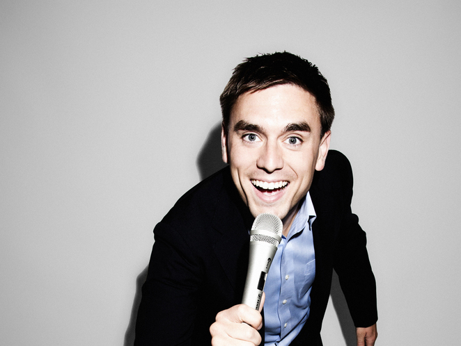 james mullinger, living the dream, comedian