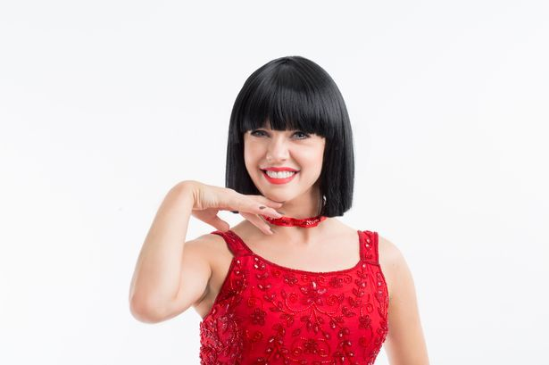 Joanne Clifton, thoroughly modern millie, New Alexandra Theatre, Birmingham, top musicals in Birmingham 2017