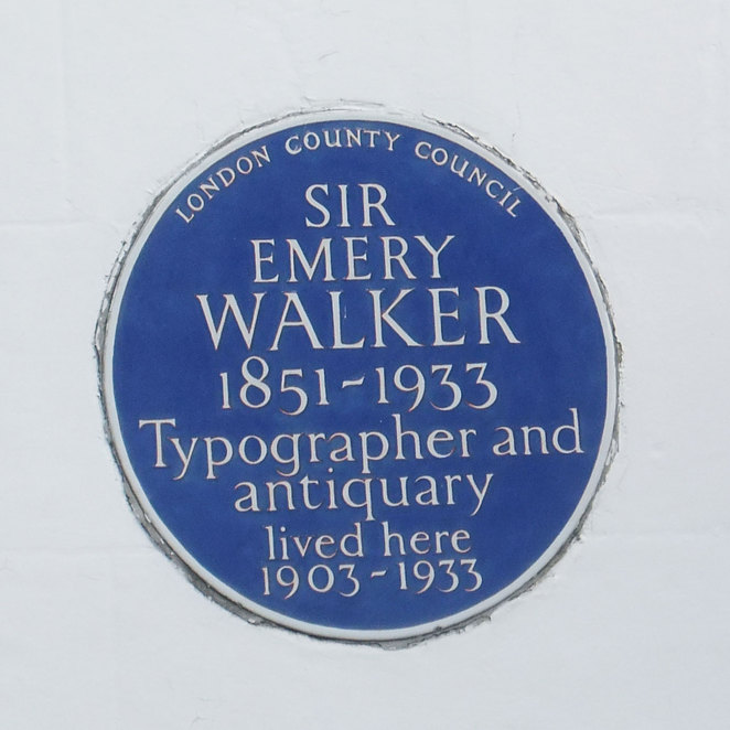 London Blue Plaque