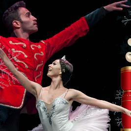 Nutcracker, London, Ballet