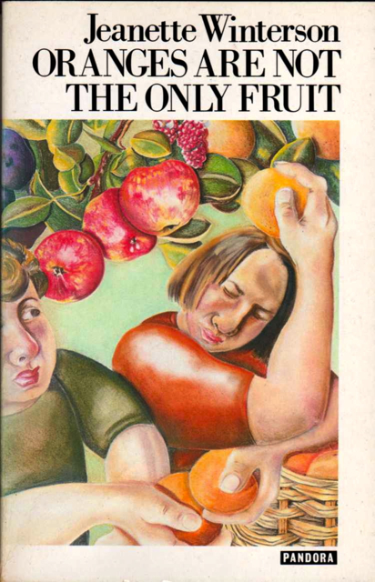 oranges are not the only fruit, jeanette winterson, books, literature, accrington, manchester