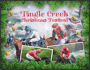 tingle creek, horse racing, christmas