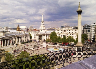 Vista Bar: Trafalgar Square