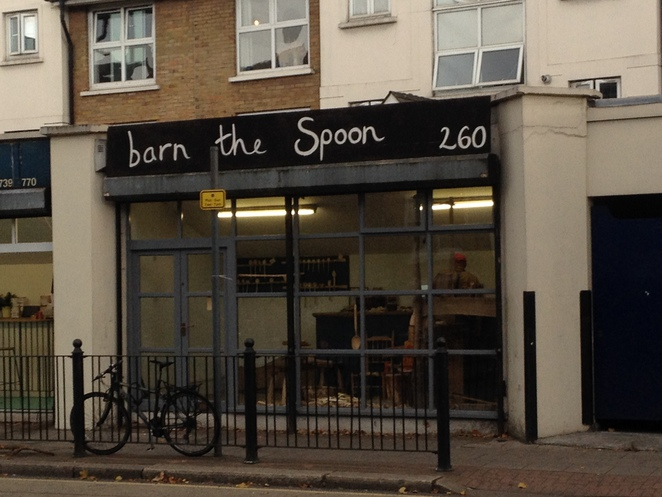 Barn the Spoon