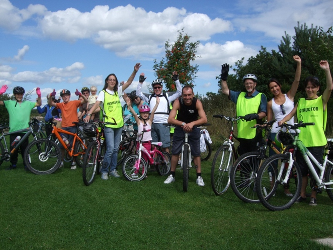 Chasewater Cycle Ride