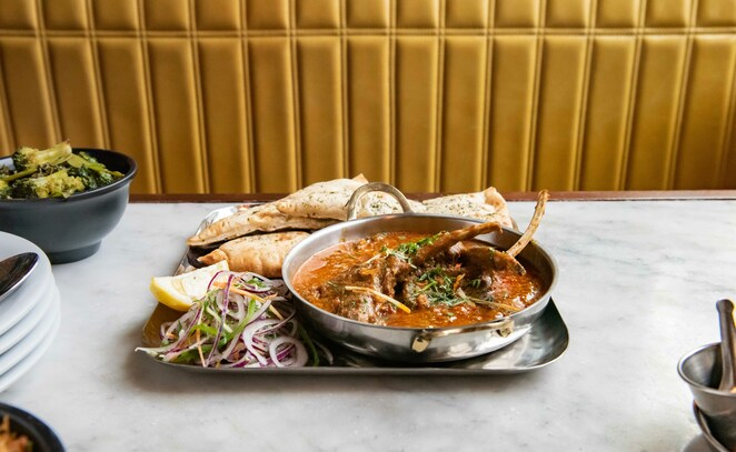 dishoom, eat out to help out, food, asian