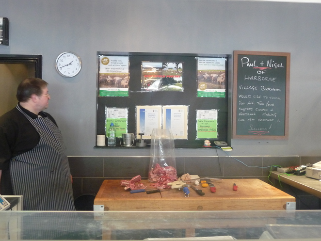 Harborne Village Butchers