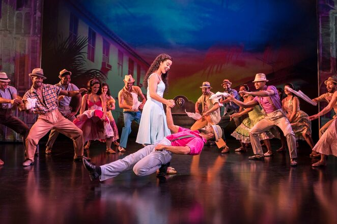 On Your Feet, Gloria Estefan, musical , Birmingham, UK tour