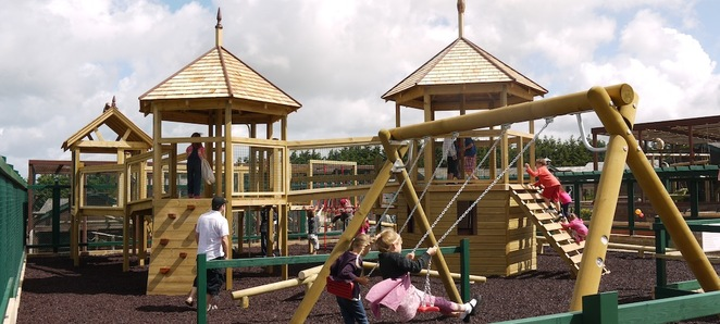 play area, playground, monkey, isle of wight