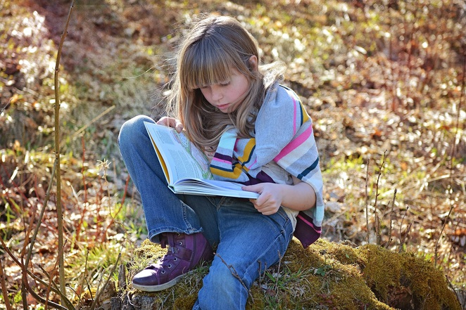 reading with children, charity, community, learning