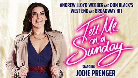 Tell Me On A Sunday, Jodie Prenger