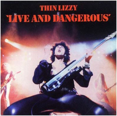 Thin Lizzy, Brian Downey's Alive and Dangerous, Live and Dangerous, Nell's Jazz & Blues, Brian Grace, Matt Wilson, Phil Edgar, Phil Lynott
