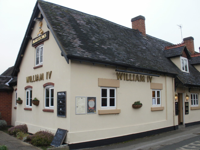 William lV pub