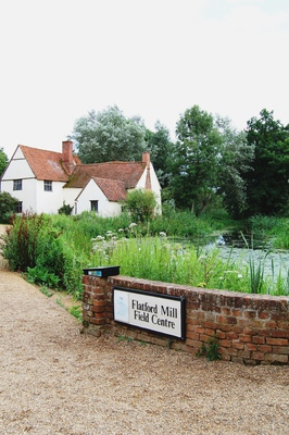 Willy Lotts house, flatford, suffolk, flatford mill, dedham vale, bridge cottage flatford