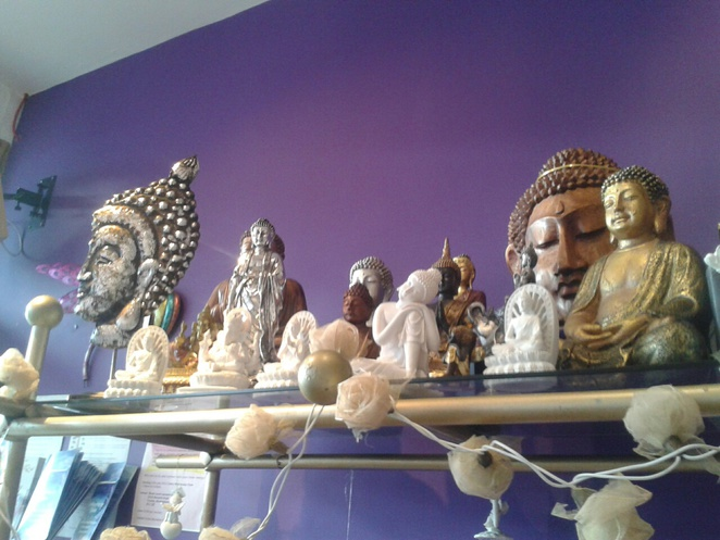 Zen Shop, spirituality, candles, incense sticks,