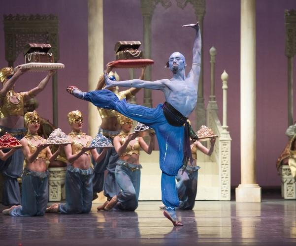 Aladdin, brb, uk tour, Birmingham, Sadler's wells, 2017 tour