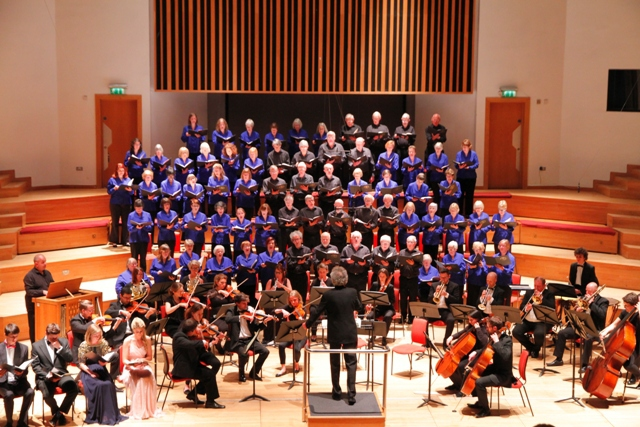 Birmingham Festival Choral Society, Edgbaston, Birmingham University, Circle of Life