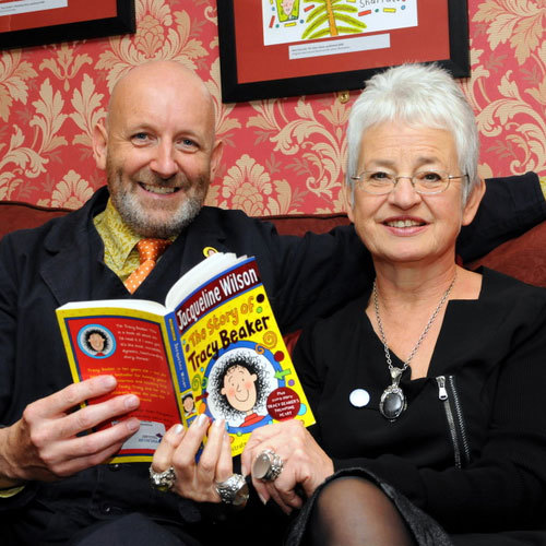 day dream and diaries, the story of jacqueline wilson