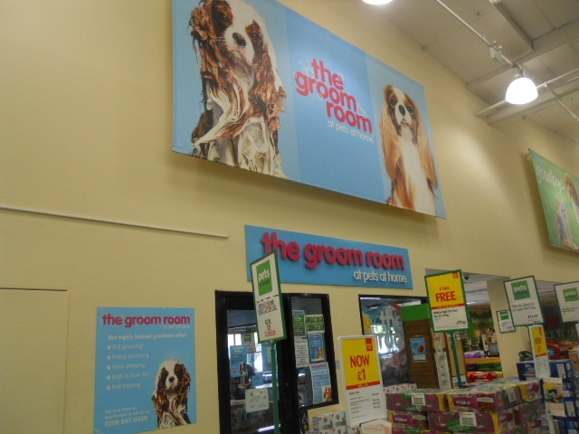 Pets At Home New Malden Groom Room