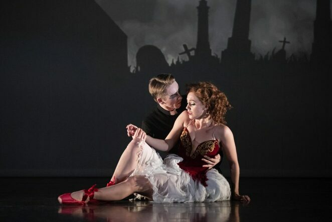 red shoes cinema, matthew bourne, watch theatre at home