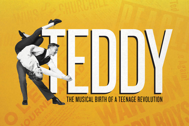 teddy, teddy the musical, southampton musical, nuffield southampton theatre