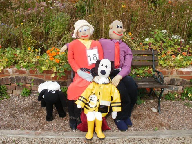 The Elford Scarecrow Festival
