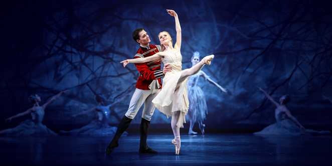 the nutcracker, brb, birmingham royal ballet