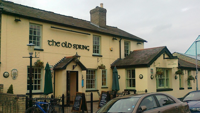 The Old Spring Cambridge