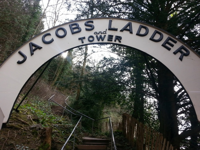 cheddar gorge, gough's cave, cox's cave, museum of prehistory, jacob's ladder, sight seeing