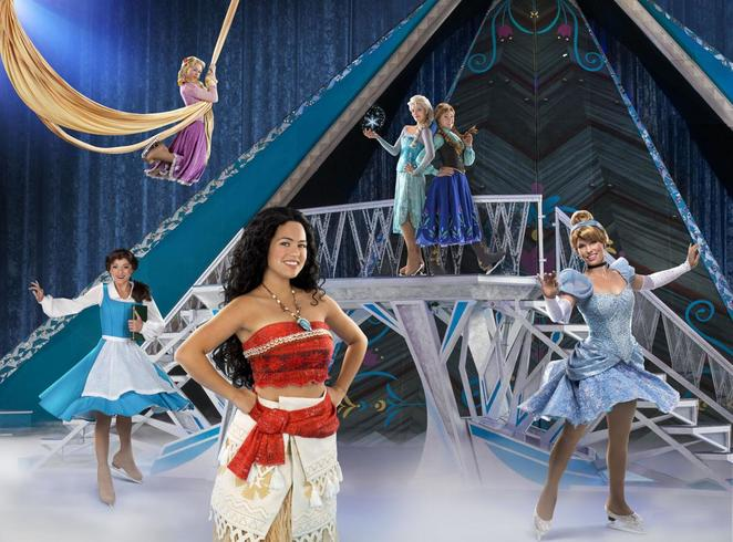Disney on ice dream big, arena Birmingham